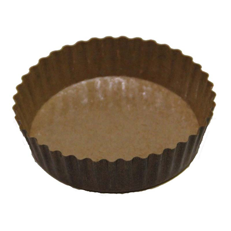 Baking Cups- Fluted wall without Flange 22078
