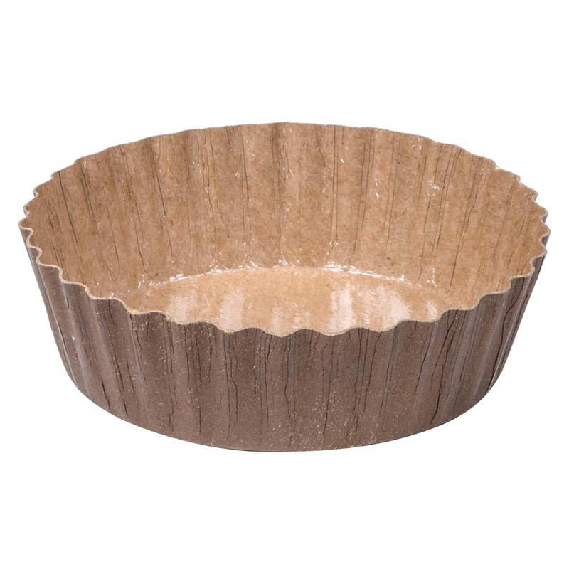 Baking Cups- Fluted wall without Flange 91068