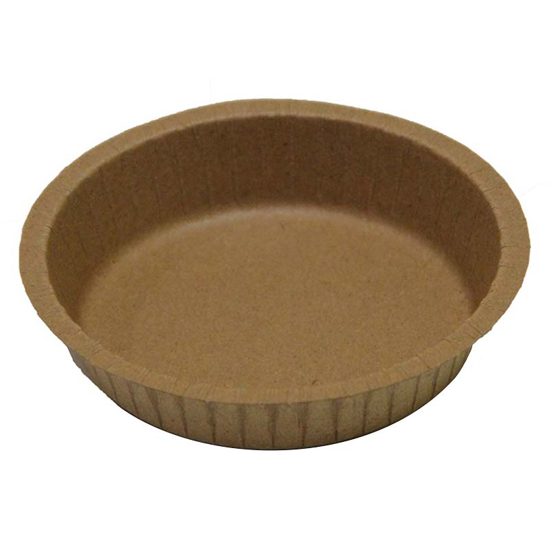 Baking Cups- smooth wall with Flange 91088